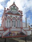 Heilig-Geist-Kapelle in Sao Sebastiao auf Terceira, Azoren, Portugal