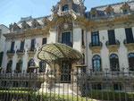 Jugendstilpalast in Bukarest, Rumänien