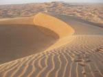 Wüste im Emirat Dubai