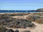 Playa de Mujeres, Lanzarote
