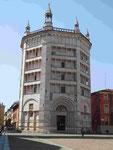 Baptisterium des Dom zu Parma, Italien