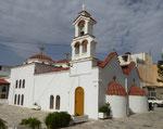 Alte orthodoxe Kirche in Ierapetra, Kreta, Griechenland