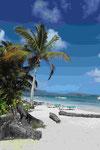 Auf der Halbinsel Samana, Dominikanische Republik