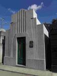 Auf dem Friedhof von Punta Arenas, Chile