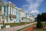Sommerschloß Peterhof bei St. Petersburg, Russland