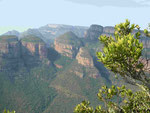 Three Rondavels, Blyde River Canyon, Südafrika