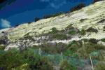 Felsstruktur auf Sardinien/Italien