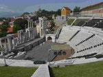 Römisches Amphitheater, Plovdiv, Bulgarien