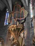 Straßburger Münster, Orgel