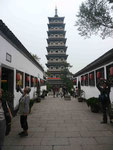 Wildganspagode, Xian, V.R. China