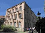 Alte Bauakademie in Zittau, Sachsen