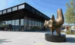 Erneuerte Neue Nationalgalerie Berlin
