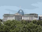Sitz der Staatspräsidentin von Georgien in Tiflis