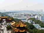 Kranichpagode, Wuhan, V.R. China