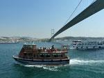 Bosporusbrücke,Istanbul, Türkei