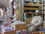 Im Souk von Nezwar, Oman
