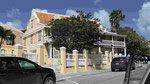 Holländisches Haus in Curacao, W.I.