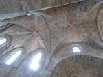 Panagia tou Kastrou, Museumskirche, Deckengewölbe, Altstadt Rhodos, Griechenland