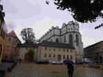 Der sog. Dom in Halle/Saale