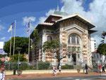 Bibliothek Schoelcher, Fort-de-France, Martinique, Frankreich