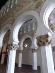 Synagoge Santa Maria la Blanca, Toledo, Spanien