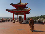 Fo Guang Shan Kloster nahe Kaoshung, Taiwan