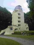 Einsteinturm von Mendelsohn im Wissensschaftspark Albert Einstein, Telegrafenberg Potsdam