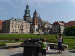 Kathedrale auf dem Wawel, Krakau, Polen