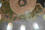Mosaike in der frühchristlichen Rotunda  in Thessaloniki