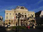 Nationaltheater, Bratislava, Slowakei