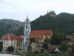 In der Wachau, Österreich