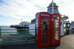 An der Pier von Brighton