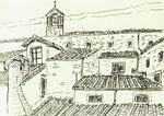 Cortona, Toskana, Italien