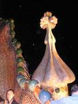 Barcelona, Haus des Architekten Gaudi