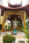 Statue der Kwan Jin  in Hoi An, Vietnam