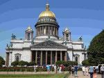 Isaak-Kathedrale, St. Petersburg, Russland