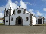 Dorfkirche in Sao Sebastiao auf Terceira, Azoren, Portugal