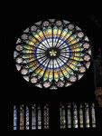 Straßburger Münster, Rosette in der Westfassade