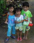 Kinder in Hoi An/Vietnam