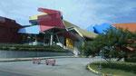 Museum für Biodiversität von Frank O. Gehry, Panama City
