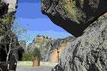 Meteora-Kloster in Nordgriechenland