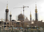 Khomenys Mausoleum bei Teheran, I.R. Iran