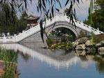 Park bei  Dali, Yünnan, Volksrepublik China