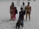 Strandkunst in Westaustralien