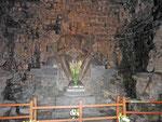 Buddhistischer Tempel bei Borobudur, Java, Indonesien