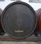 Krönungsweinfass des Königlichen Weingutes in Topola, Serbien