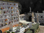 Friedhof in Portofino, Italien