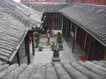 Im Jadebuddhatempel, Shanghai,  Volksrepublik China