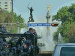 Policia Federal in Mexico City