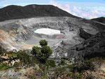 Vulkan Poas, 2400m, Costa Rica